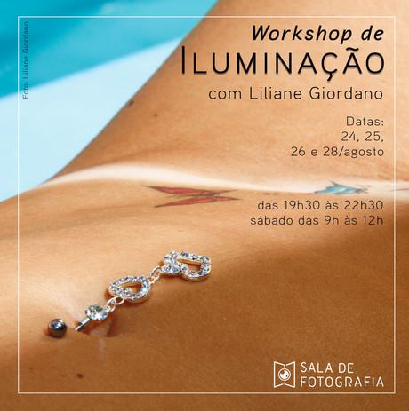 Workshop de Iluminação