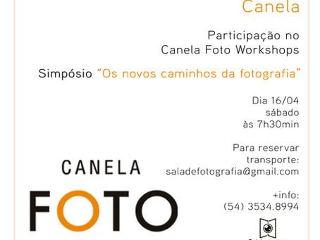 Canela Foto Workshops é o destino da saída fotográfica de abril