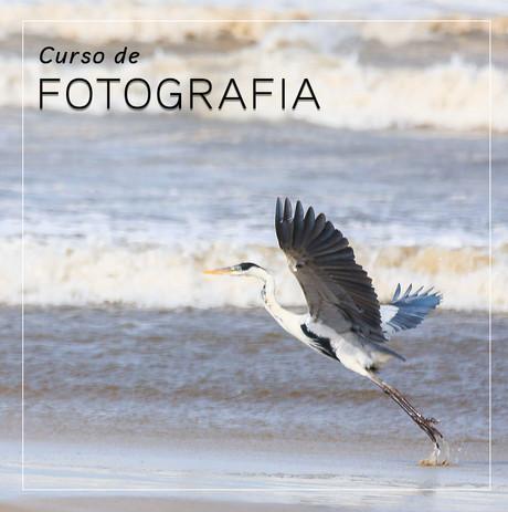 Em março, nova turma do curso de fotografia!