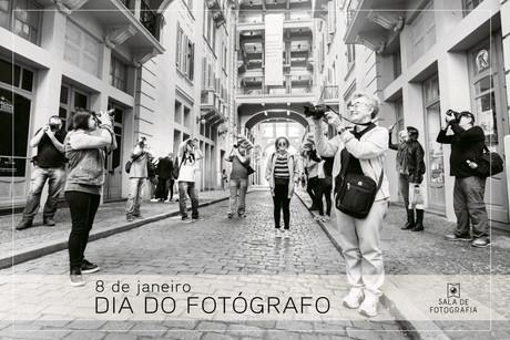 Dia do Fotógrafo!