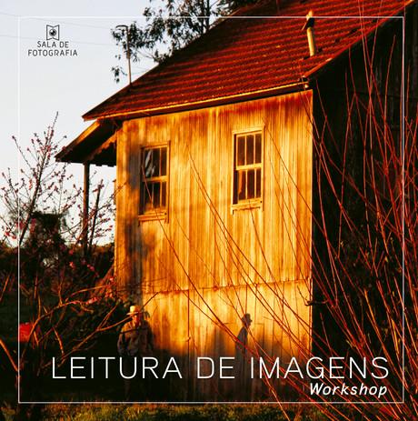 Workshop de Leitura de imagens