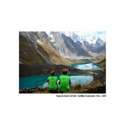 Paula de David e Gil Viali - Cordillera Huayhuash _ Peru - 2009