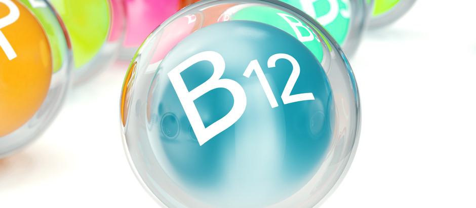 B-12 levels