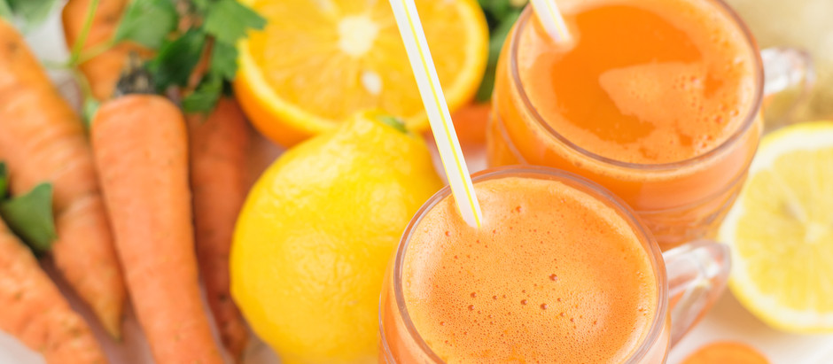 Help your Immune System with this juices - Fast & Yummy recipes -