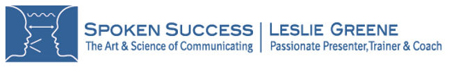 Spoken Success, LLC | Presentation Training & Public Speaking Coaching