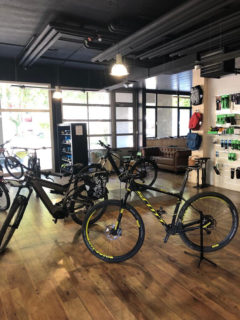 Tschopp Cycles Magasin