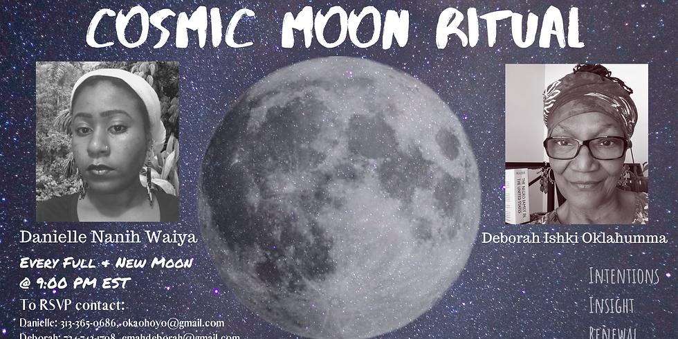Cosmic Moon Ritual