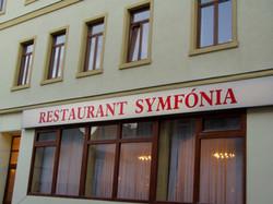 Reštaurácia SYMFÓNIA
