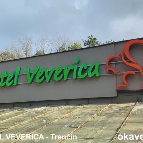 Hotel Veverica - Trenčín