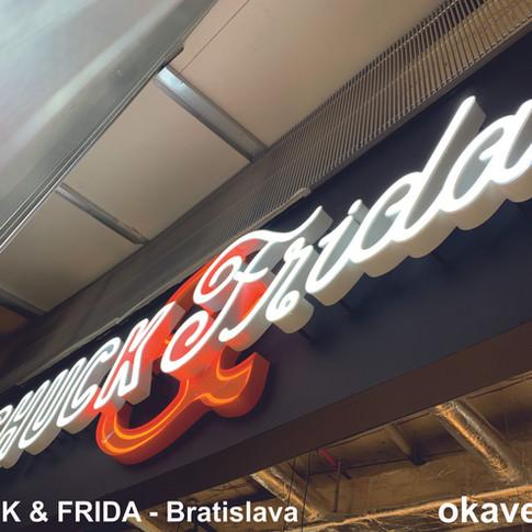 CHUCK & FRIDA - Bratislava