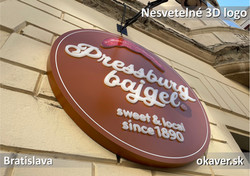 Pressburg bajgel Bratislava