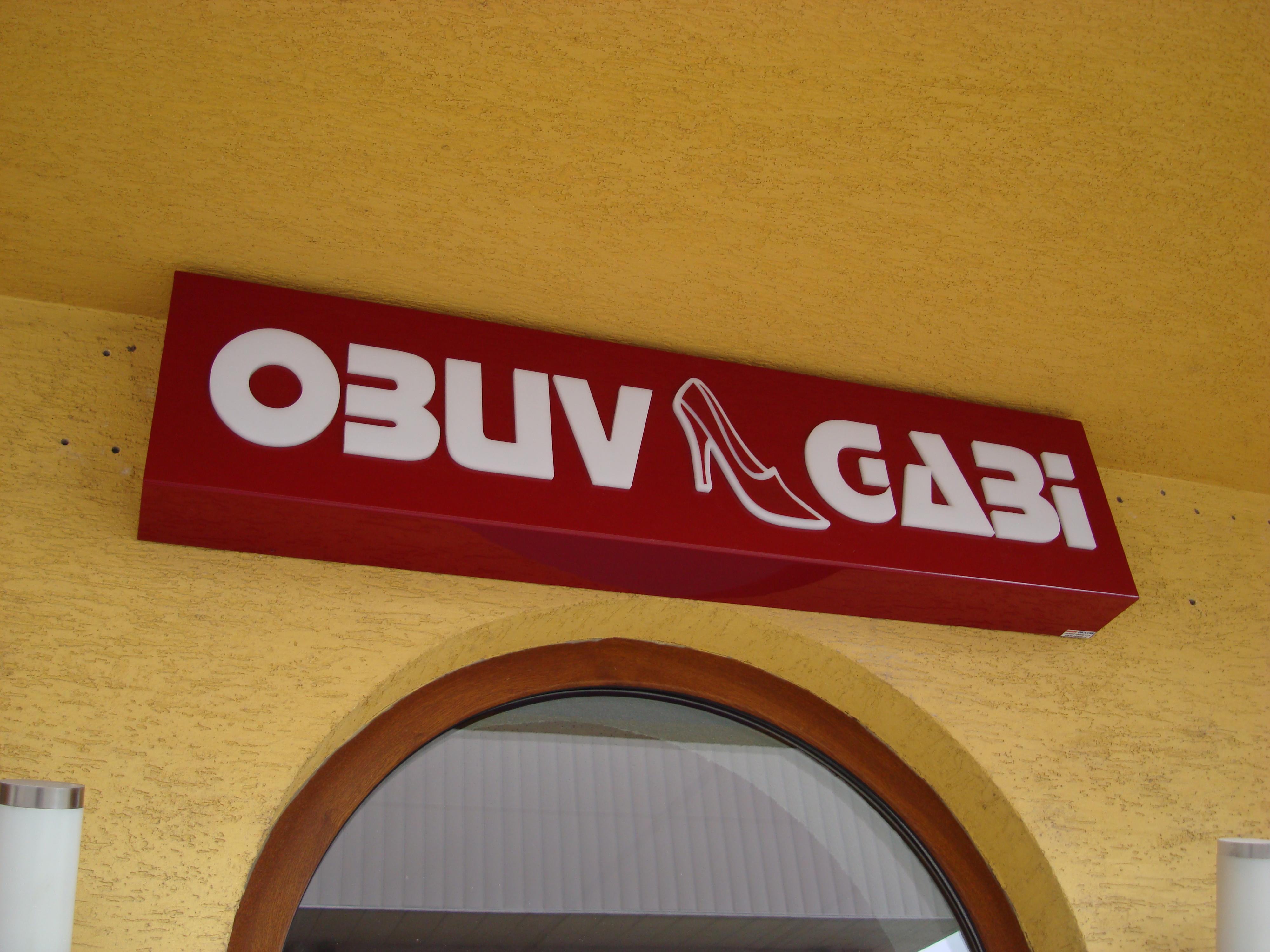OBUV GABI