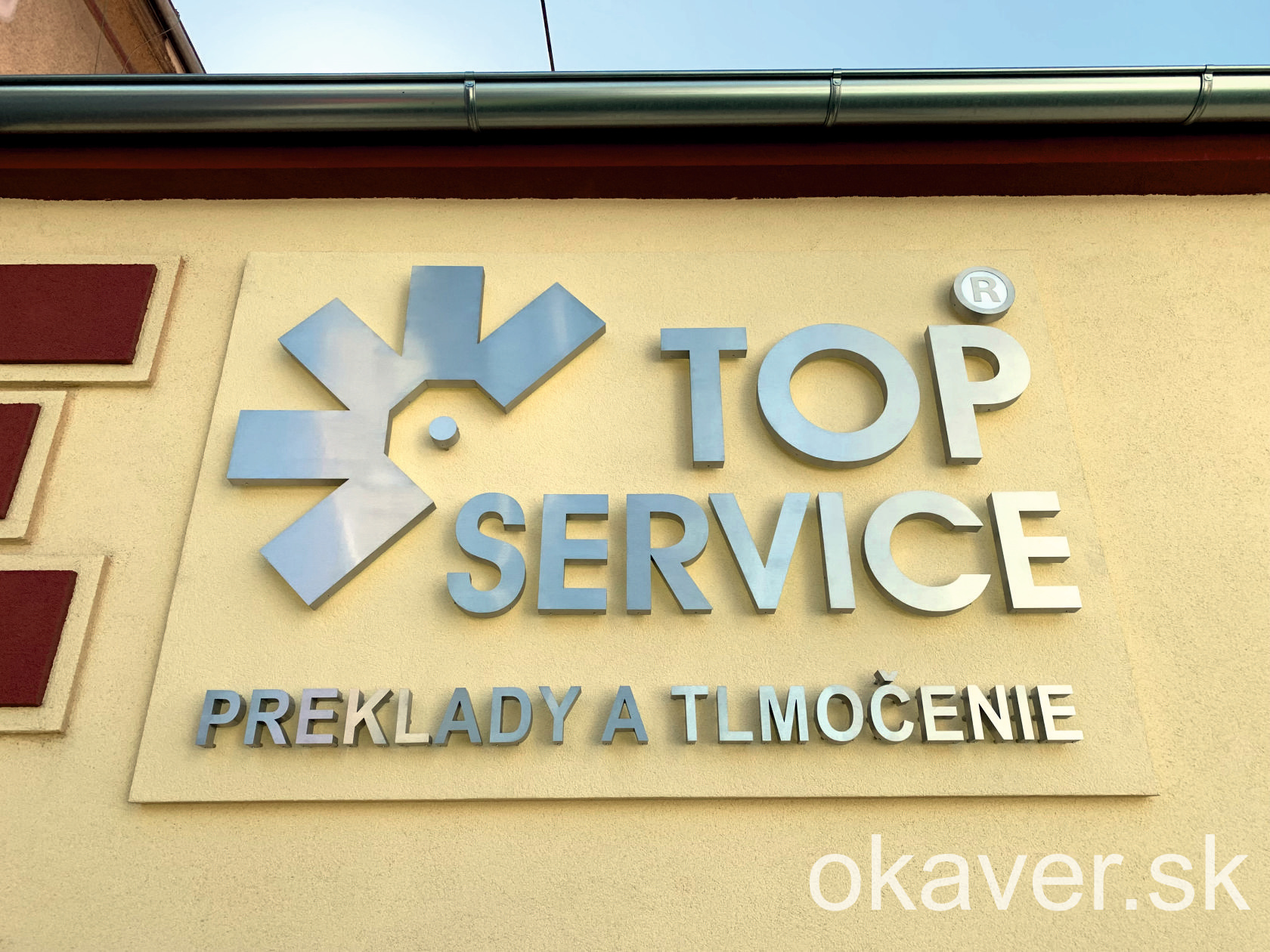 TOP SERVICE - Nitra, okaver,sk