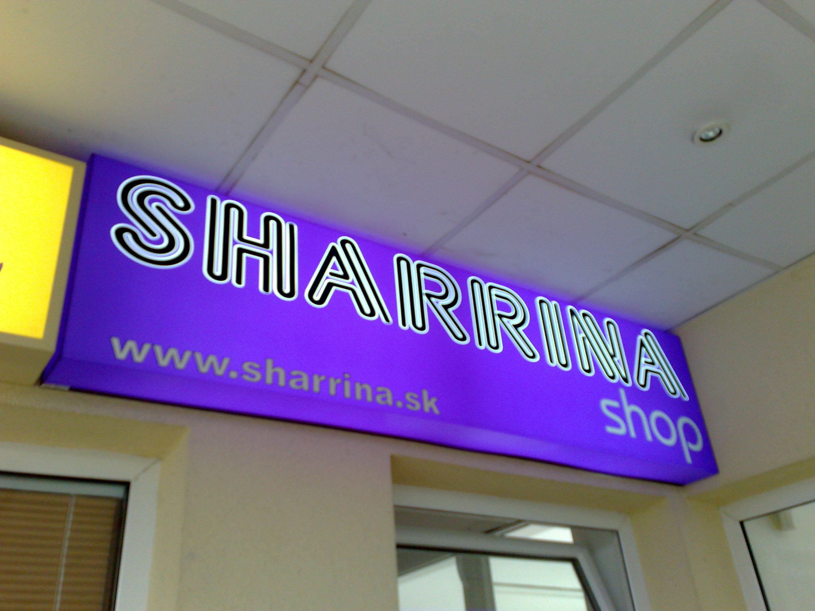 SHARINA SHOP
