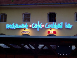 Restaurant Cafe Coctail bar 3