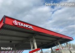 Stanoil - Nováky
