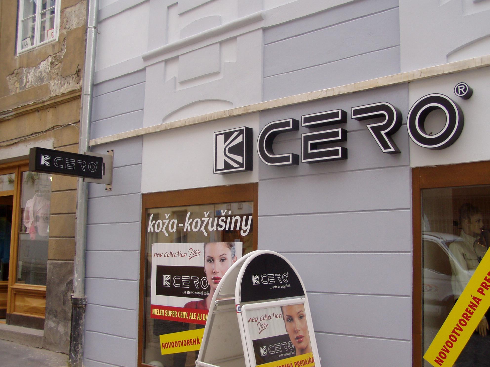 K CERO - Trenčín 2