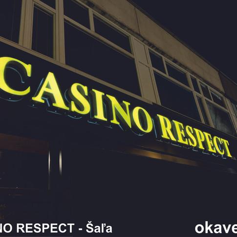 CASINO RESPECT - Šaľa