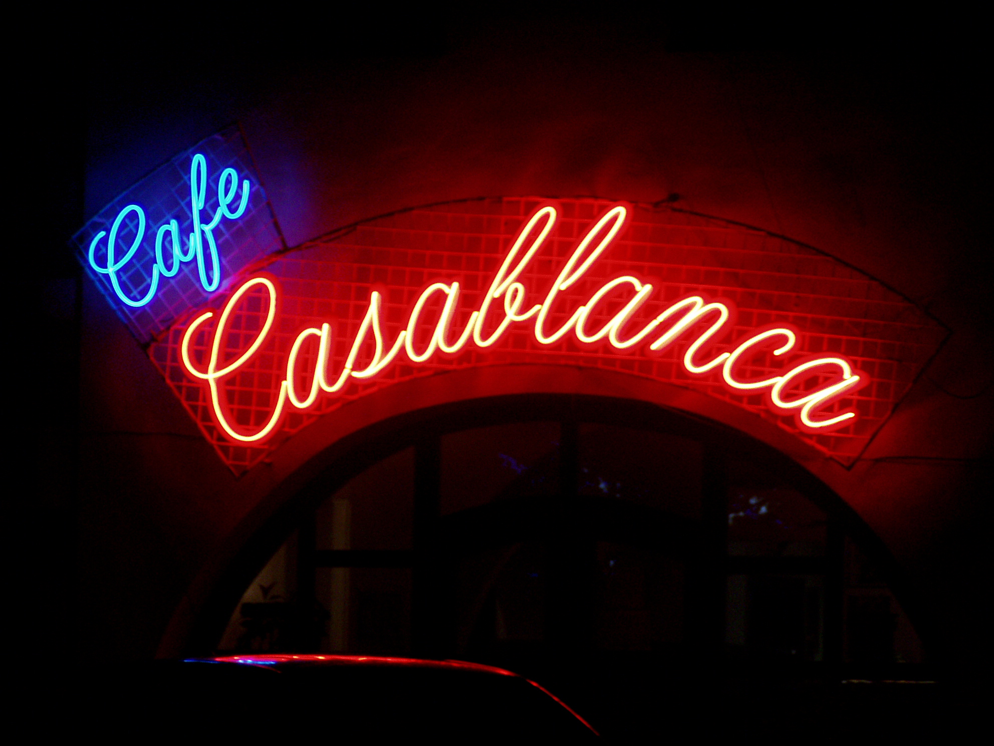 CAFE CASABLANCA