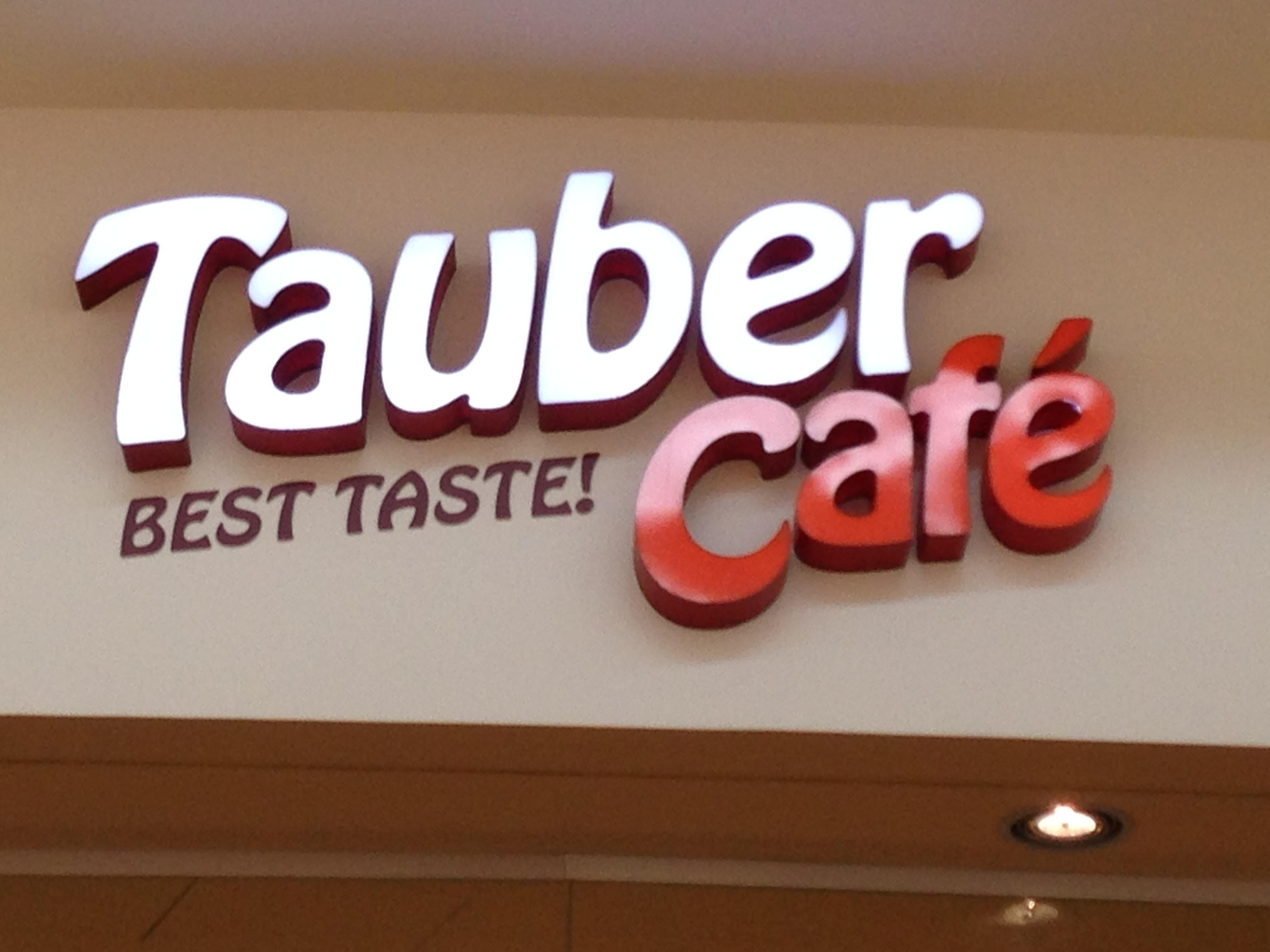 Tauber cafe