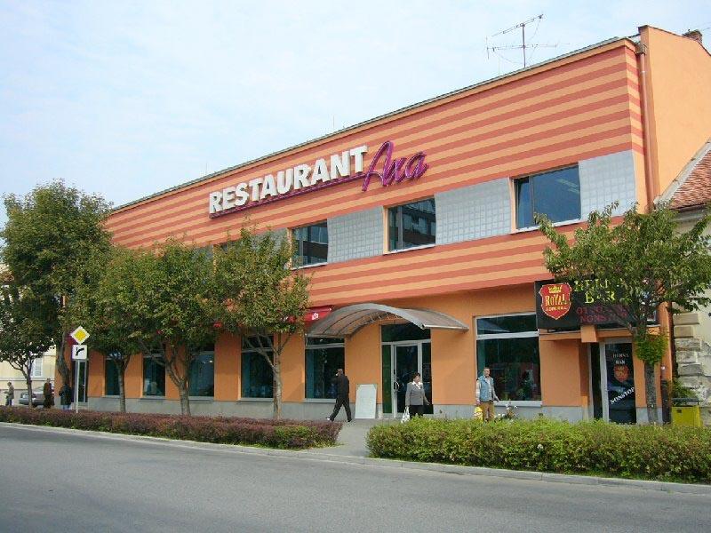 Restaurant Axa