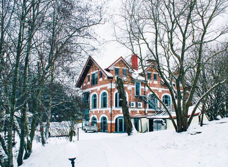 Poilsis Radailiuose Žiemos Metu