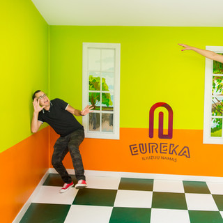 Iliuzijų namas Eureka