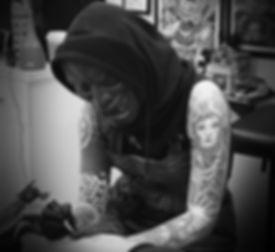 Professional tattoo studio