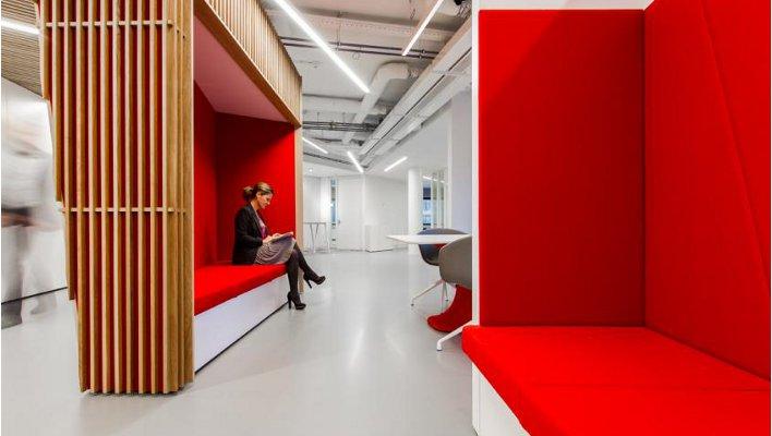 Grontmij Rotterdam Flex werkplek