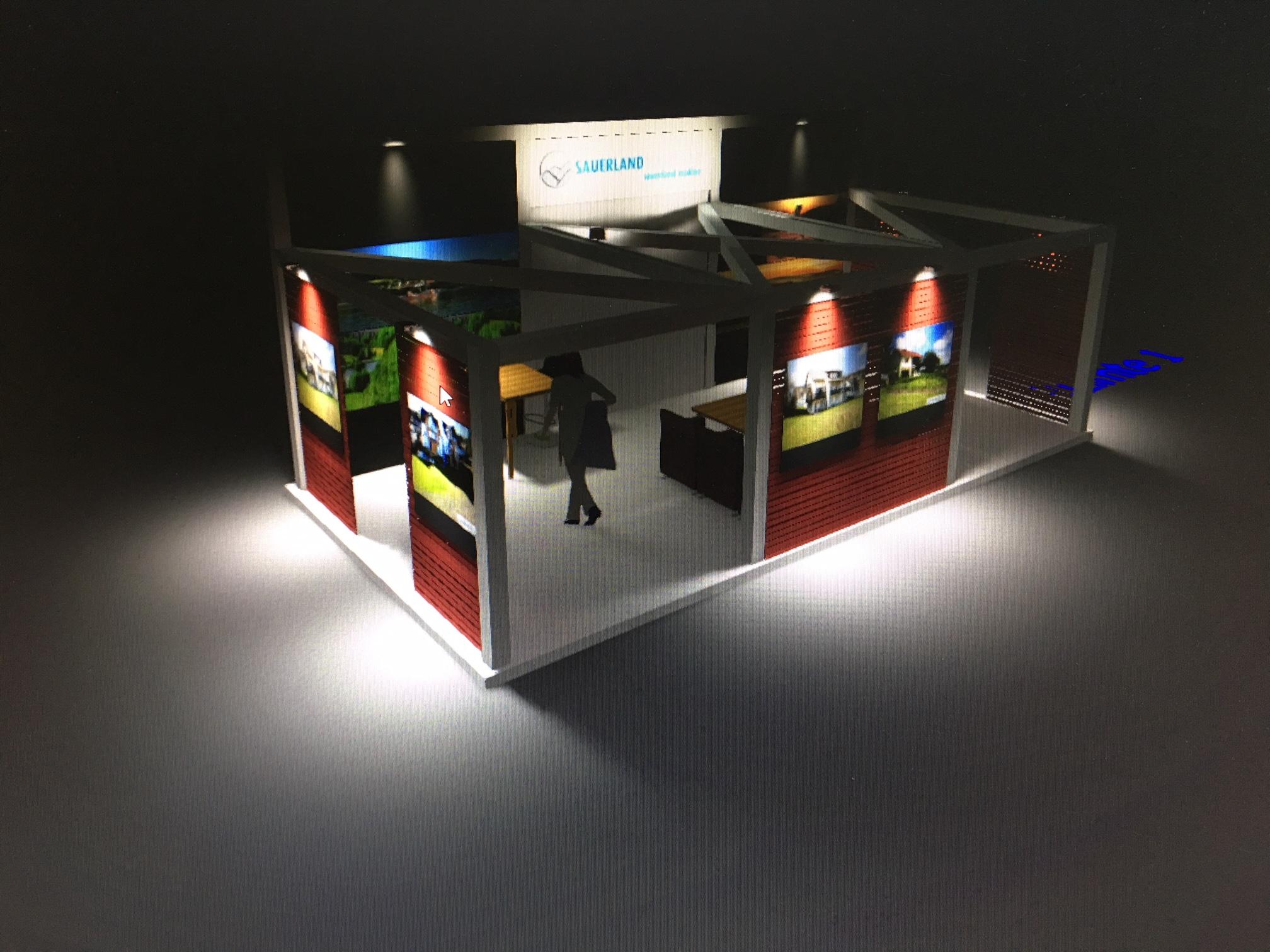 Standbouw verlichting