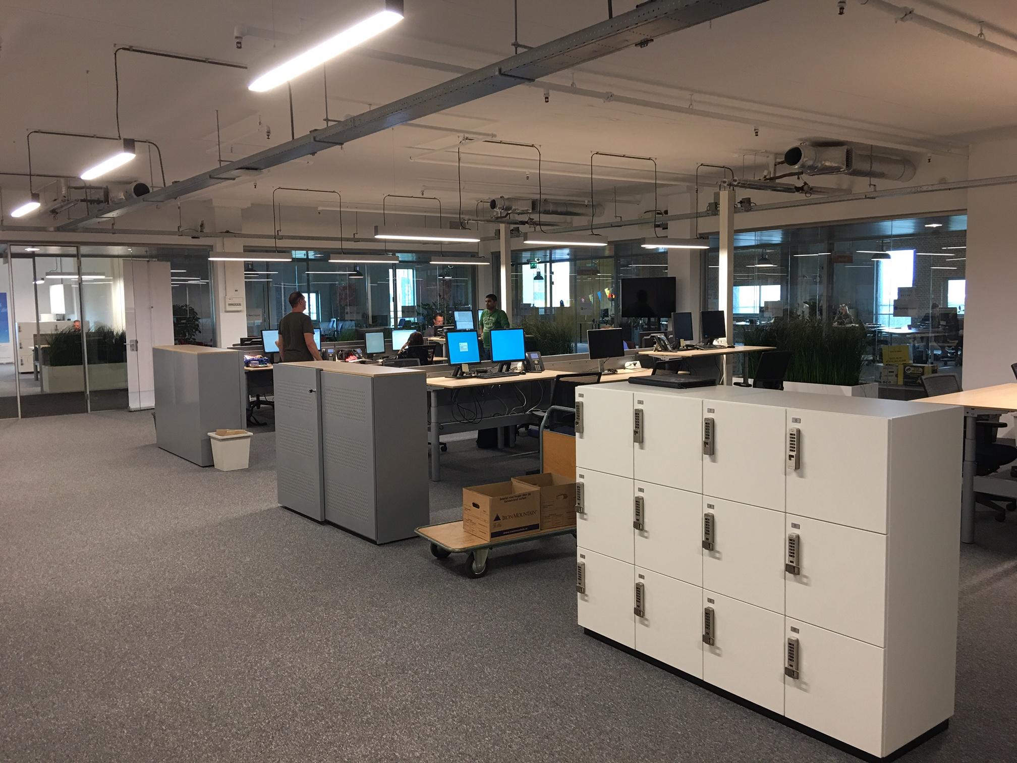 Cube center Almere