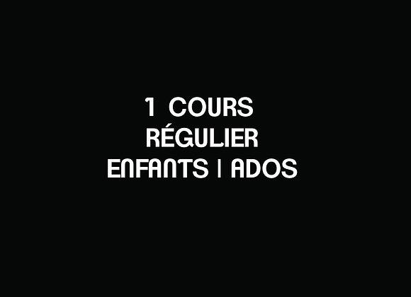 A- 1 COURS RÉGULIER Enfants   Ados