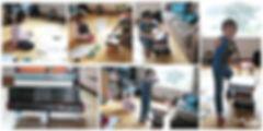 Homeschool (grade school) student - Science and engineering course