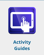 Online homeschool courses include activity guides