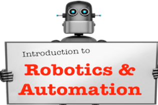 Introduction to Robotics & Automation- Online mini-course