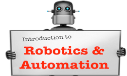 Online science course: Introduction to Robotics