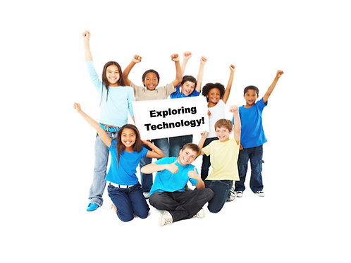 Exploring Technology (Grades 3-5)
