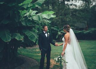Garden Affair / Phil & Julia's Maroni Meadows Wedding
