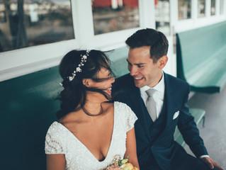 Jackie & Tim // MV Skansonia Wedding