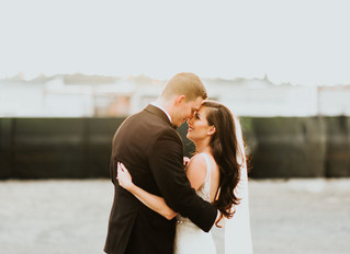 Seattle City Wedding / The Foundry
