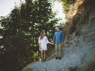 Audrey & Pat / Discovery Park Engagement