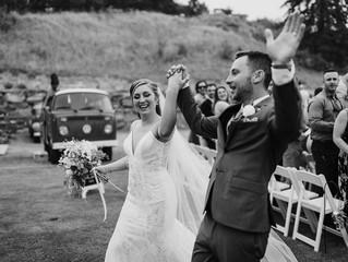 Summer Wedding In Leavenworth