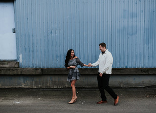 Jennifer & Jon / Ballard Engagement Session