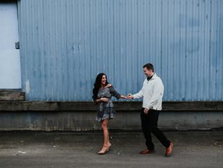 Jennifer & Jon / Ballard Engagement Session