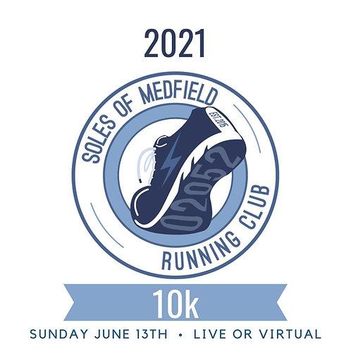 Medfield 10k Race Registration - In Person