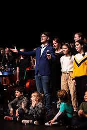 Brandon Calluy - Theater