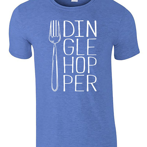 Dingle Hopper Princess Ariel Disney Inspired T-Shirt Unisex Adult
