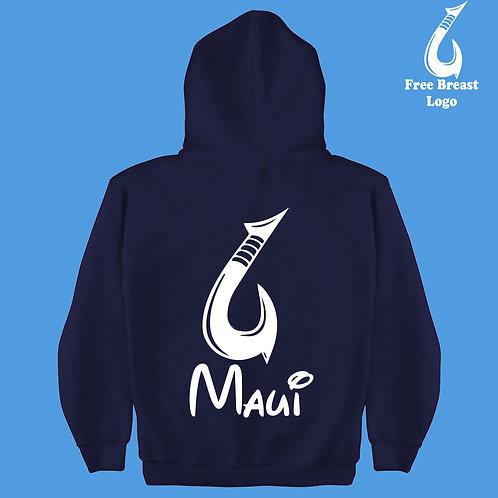 Maui Hook Disney's Moana Themed Personalized Hoodie Kids Birthday Gift