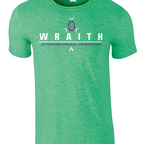Wraith Apex Legend Adults & Kids Gamer T-Shirt