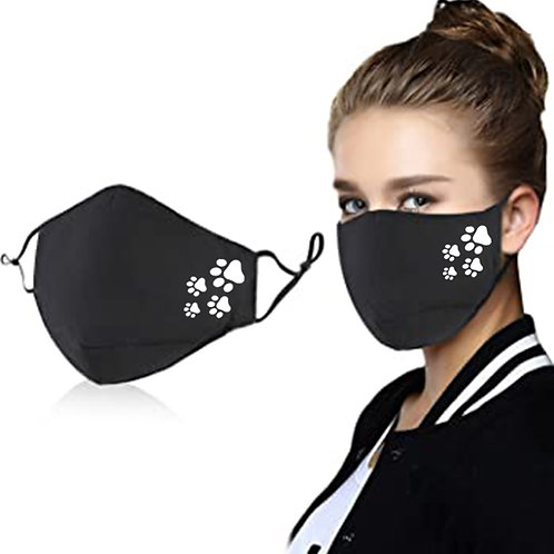 Support Dogs Charity Marathon Face Mask